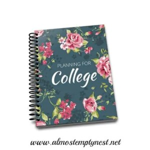 "Cover of the ""Planning for College Planner"""