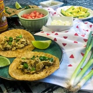 Easy Weekend Breakfast Tacos