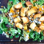 Autumn Harvest Roasted Vegetable Salad