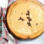 Irish Cream Cheesecake – Vegan Optional