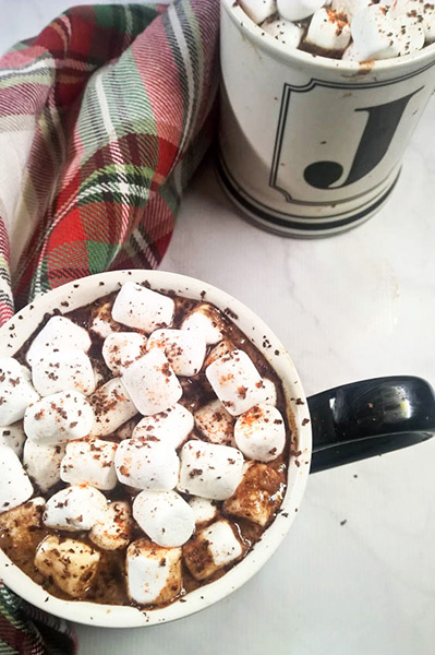 Drunk Hot Chocolate