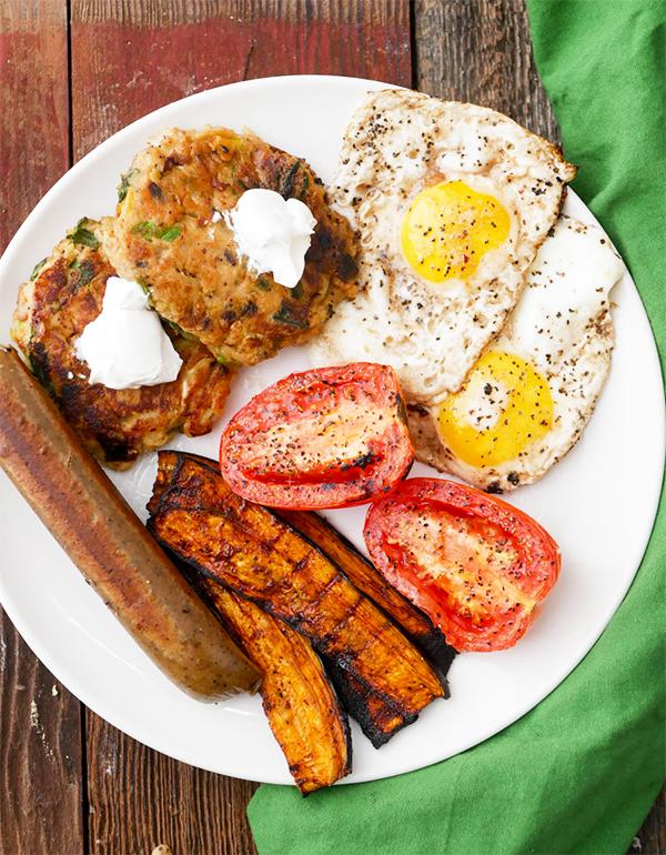 Semi Traditional Irish Breakfast