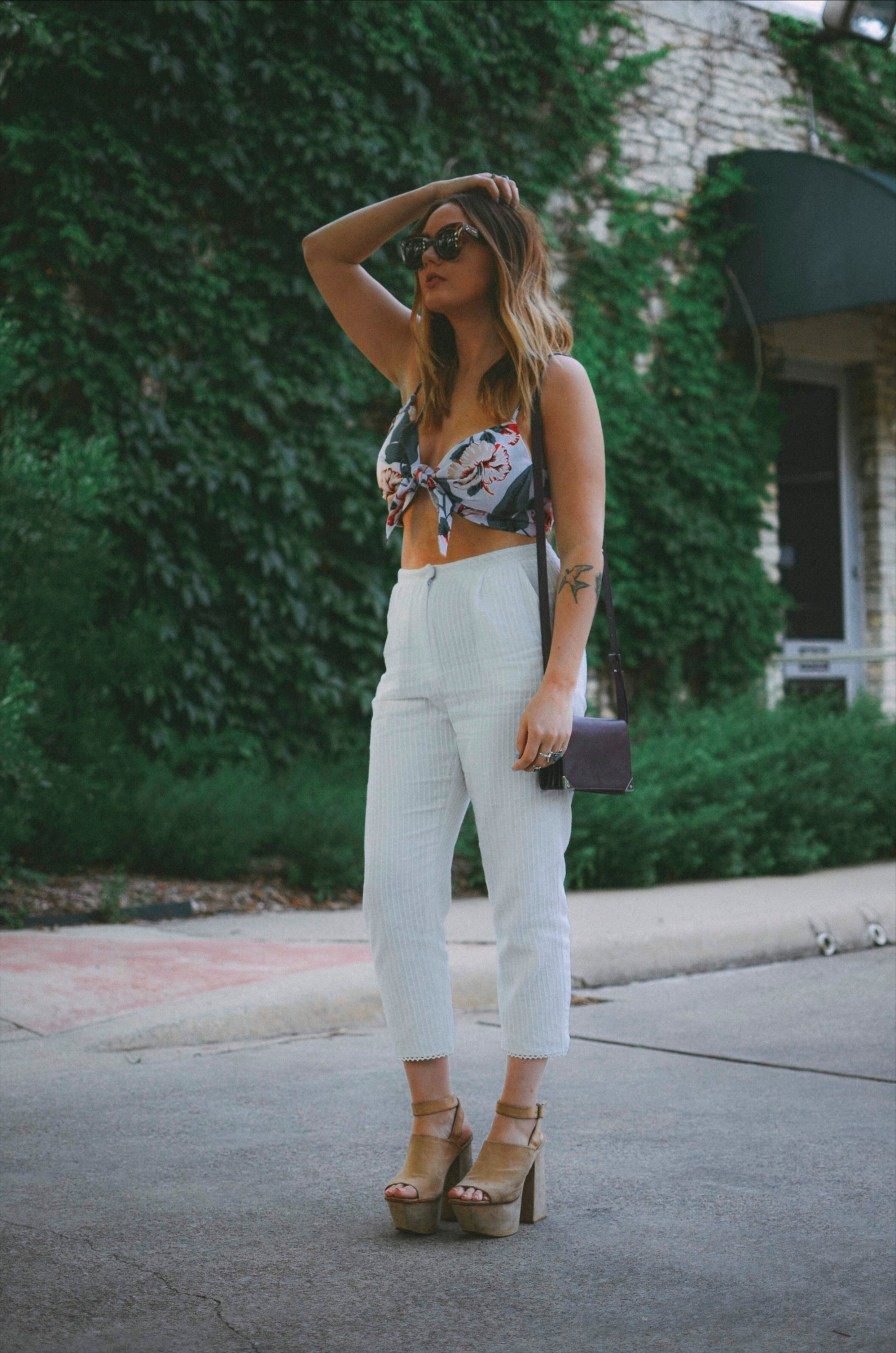 Tropical Two Piece