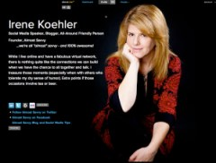 about.me irenekoehler 300x228 - It's All About.Me (Your Identity Online - Simplified)