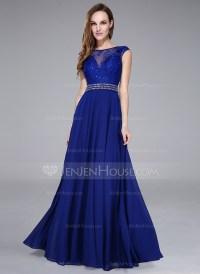 JenJenHouse.com Prom Dresses Combine Modesty & Elegance
