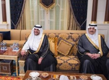 الملك يشرف مأدبة العشاء في الامارات16