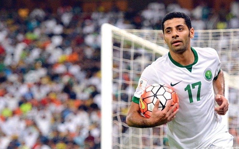 تيسير الجاسم صاحب هدف الأمل في مباراة أستراليا يثير إعجاب