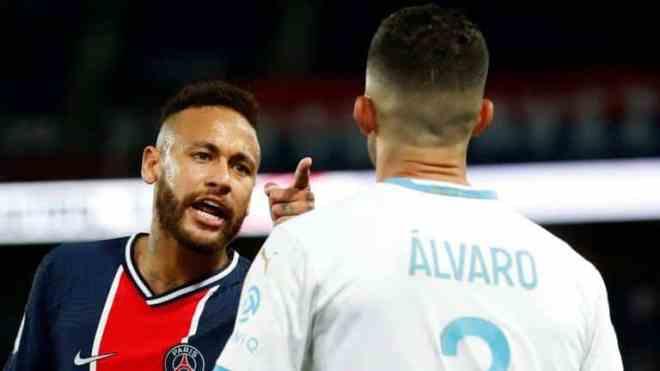 نيمار بعد خسارة PSG : تمنيت ضرب هذا اللاعب !