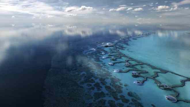 مشروع البحر الأحمر ..خيال على أرض الواقع