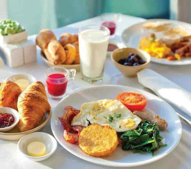 مع الدراسة عن بعد .. لا تهملوا وجبة الإفطار للطلاب والطالبات