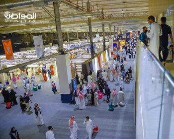 """عدسة """"المواطن"""" توثق 100 صورة لأول أيام معرض الرياض للكتاب - المواطن"""
