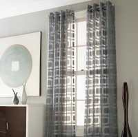 Best-Curtain-Decorating-Ideas-With-Gray-Walls |