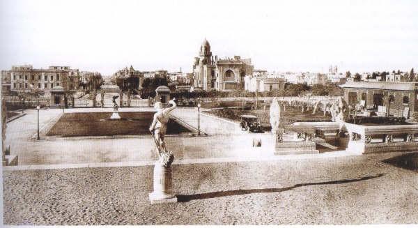 القصر قديمًا