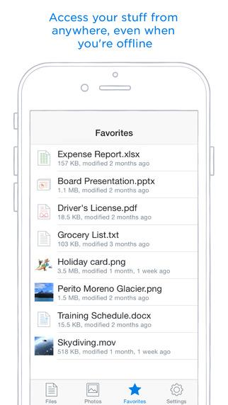 Favorite Page - تعرف على كيفية حفظ الملفات والصور على Dropbox والمساحة المتوفرة لك وكيفية زيادتها