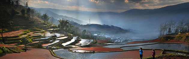 اجمل المناظر الطبيعية في اسيا لـ Weerapong Chaipuck المرسال