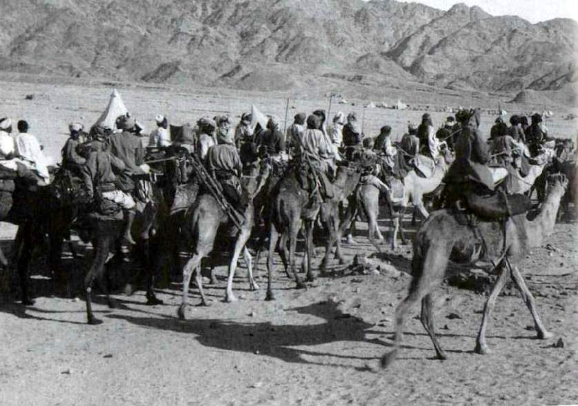 Arab revolt against the Ottoman Empire