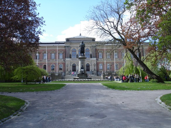 University House in Uppsala, Sweden