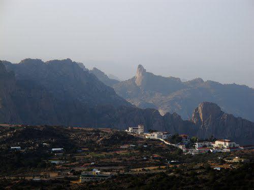 اعلى قمم الجبال في السعودية المرسال