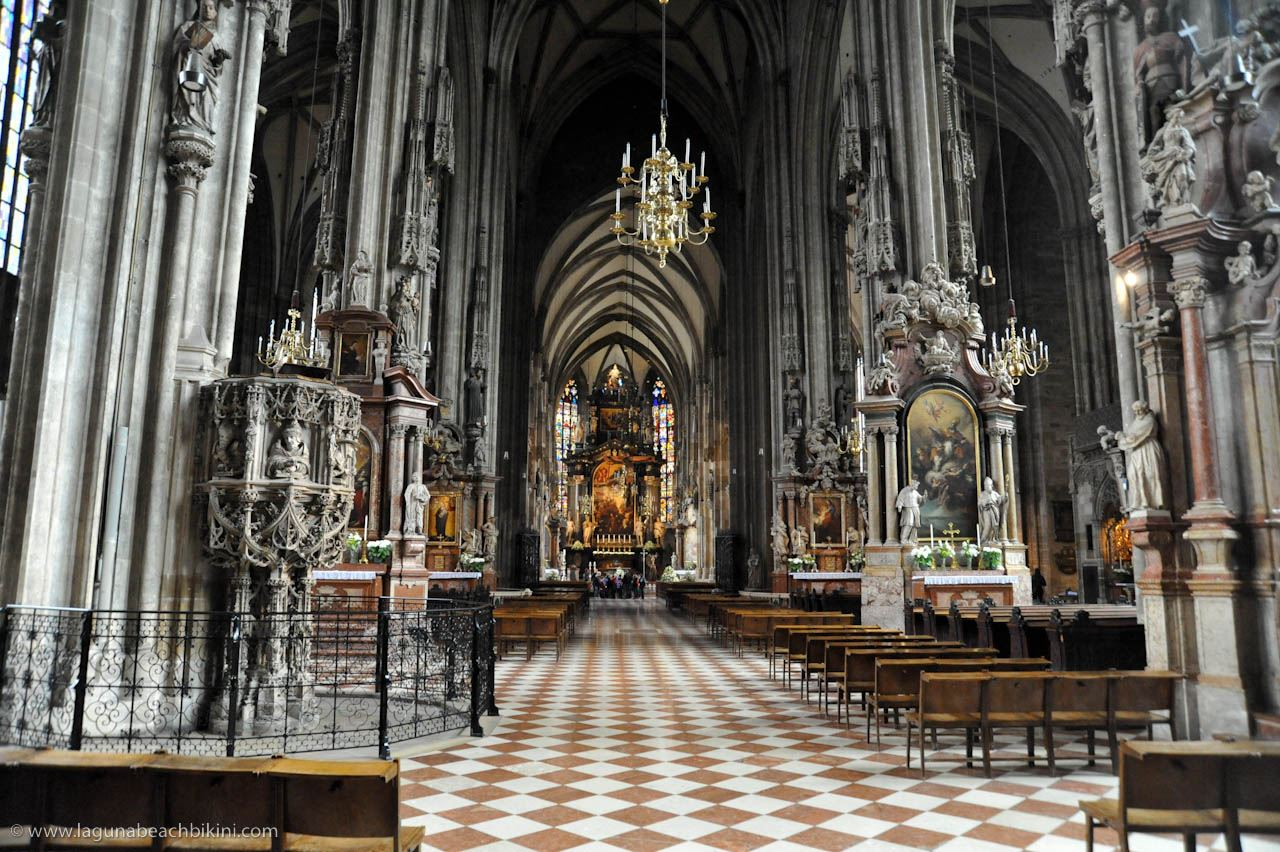 Image result for كاتدرائية القديس ستيفن فيينا