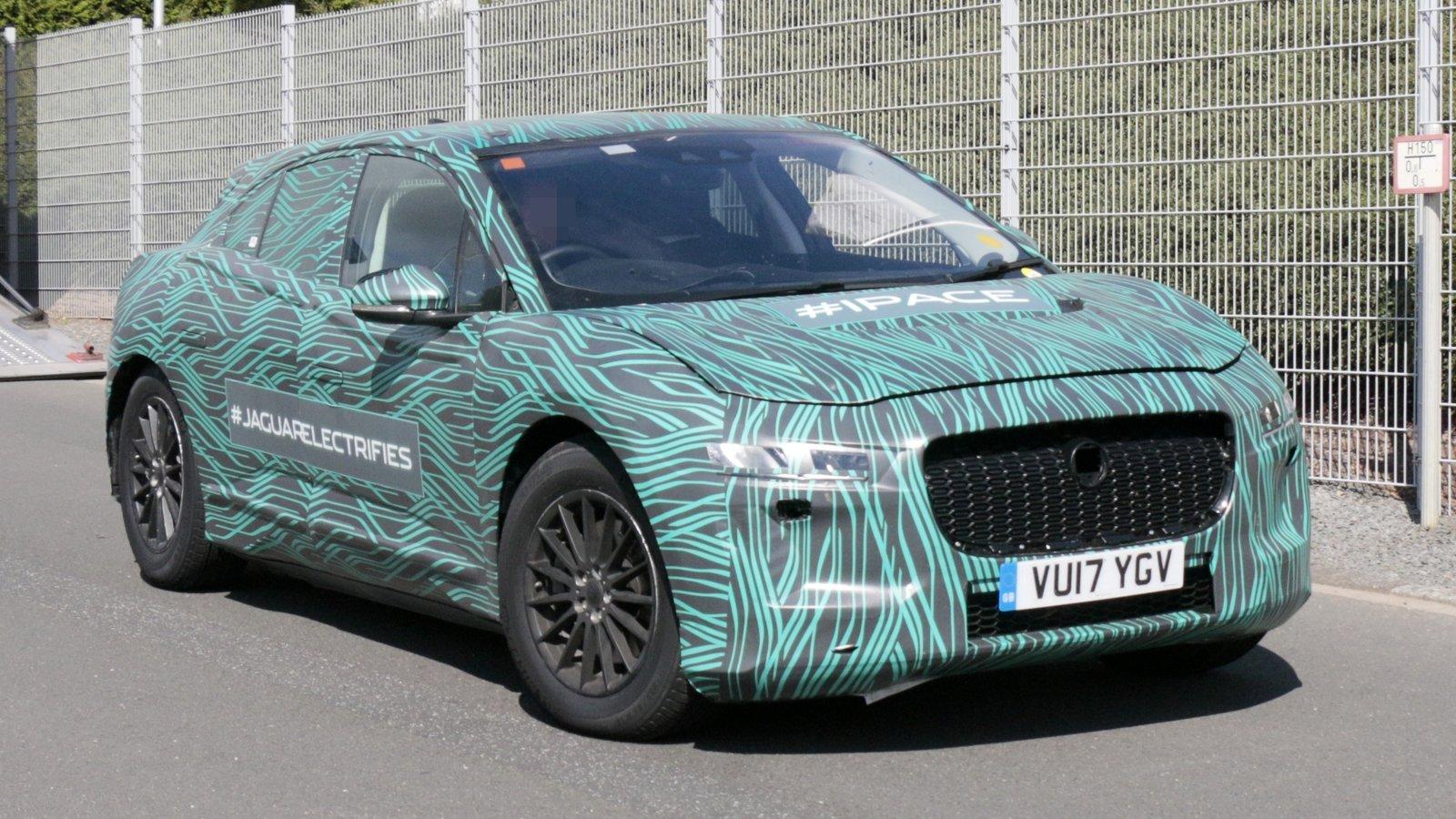 New 2019 Jaguar I-Pace