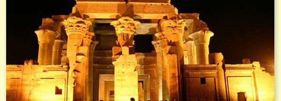 تقرير شامل بالصور عن معبد إدفو من الخارج والداخل المرسال