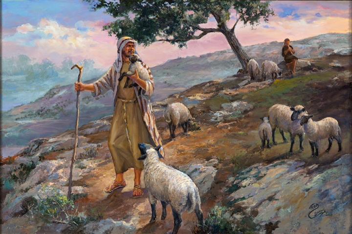 نتيجة بحث الصور عن قصة راعي الغنم المسلم و اليهودي