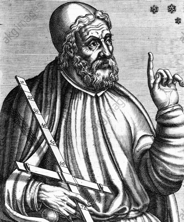 عالم الفلك والرياضيات كلاديوس بطليموس المرسال