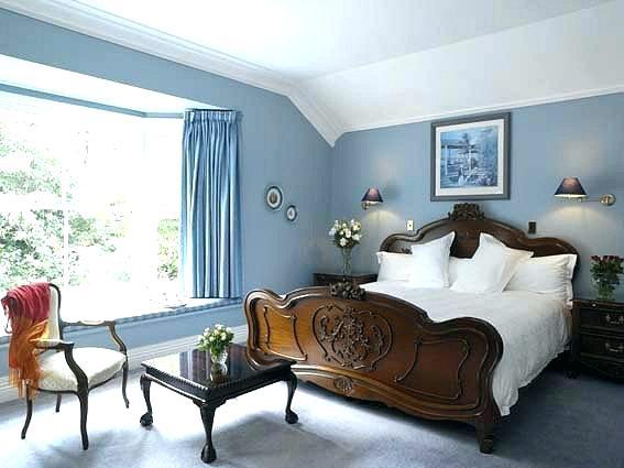 الوان غرف النوم المريحه المرسال