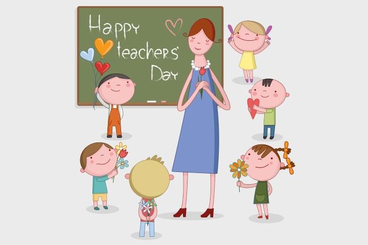 افكار للاحتفال بيوم المعلم المرسال