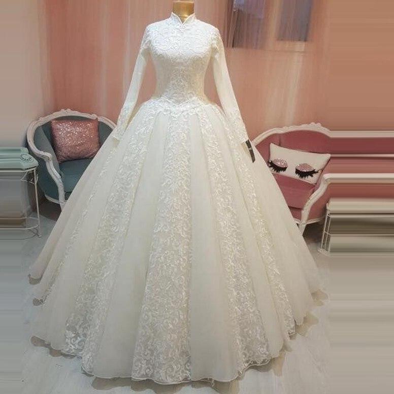 فستان زفاف إسلامي - مجلة ست الحسن