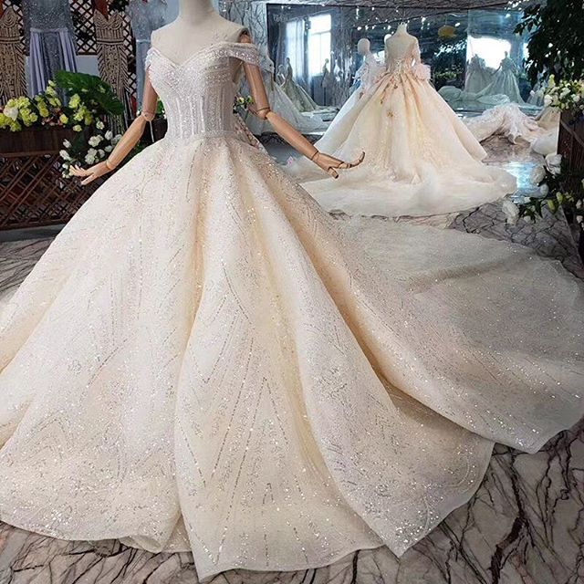 فستان زفاف 2020 منفوش - مجلة ست الحسن