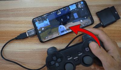 تشغيل أي يد التحكم Joystick على الهاتف ولعب لعبة Pubge Mobile بدون باند وبدون Root