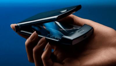 الأعلان عن هاتف Razr من Motorola القابل للطي بشاشتين عرض رئيسية وخارجية