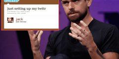 أول تغريدة على تويتر لجاك دورسي قد يصل سعرها الى 10 ملايين دولار