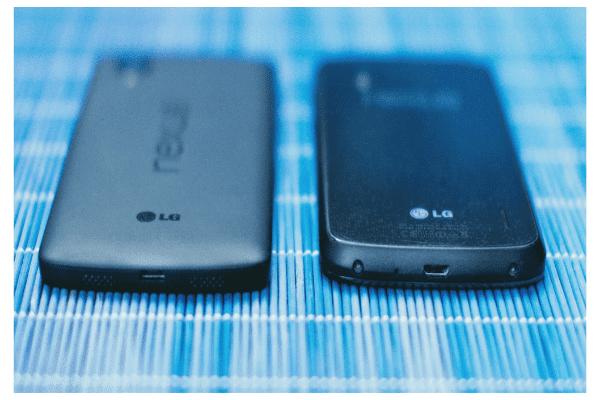 شركة LG تودع صناعة الهواتف الذكية