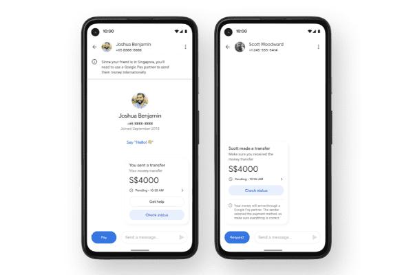 خدمة Google Pay تدعم إرسال الاموال عبر Western Union