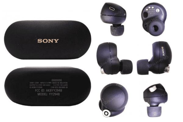 سماعات الاذن WF-1000XM4 اللاسلكية