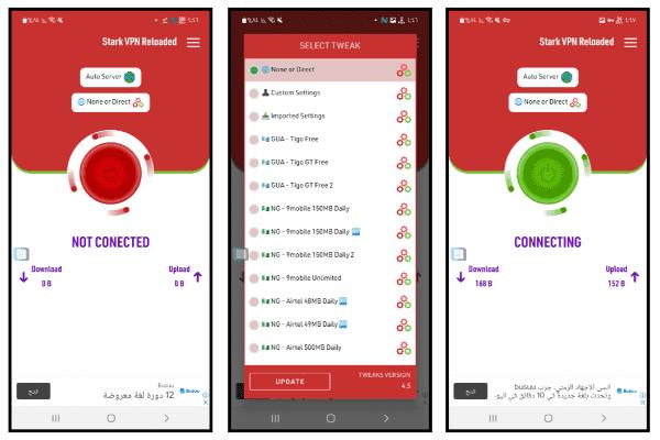 تطبيق vpn مدفوع للاندرويد