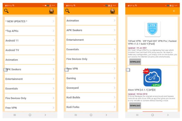 متجر اندرويد لتحميل الالعاب والتطبيقات