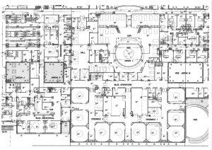 تخطيط مشروع انشاء مستشفى