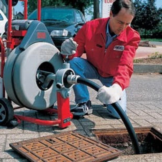 Ridgid-Drain-Cleaning-Equipment