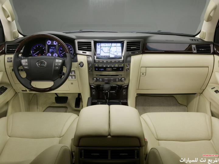 Limited 2019 Lx Inside Lexus Edition 570