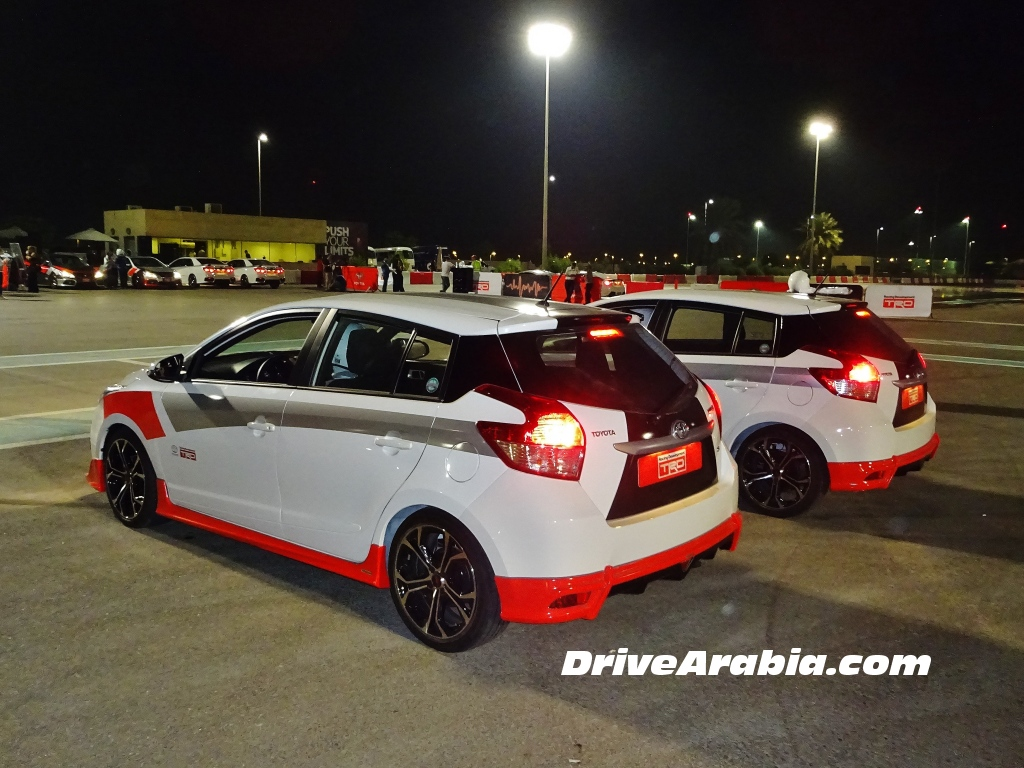 toyota yaris trd exhaust review grand new veloz 1.5 quotبالصور quot وصول تويوتا اوريون 2015 وياريس وكورولا 86