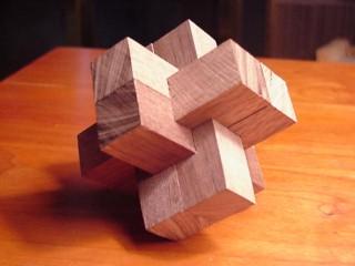 3d Wooden Puzzle Plans