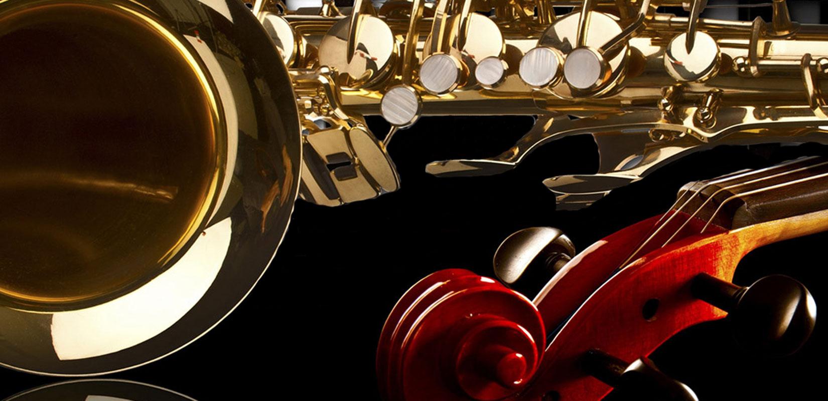 Fall Evening Wallpapers Almyrida Resort Saxophone Meets Violin