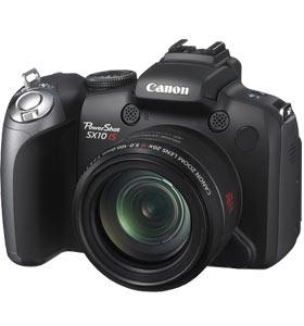 Kamera Canon PowerShot SX10 IS