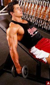 افضل تمرين للصدر عند الرجال