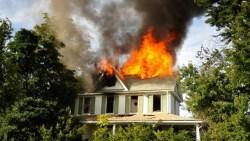 تفسير حلم حريق المنزل في المنام