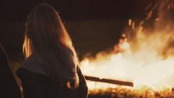 تفسير حلم شخص يحترق أمامي في المنام