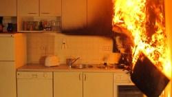 تفسير حلم المطبخ يحترق في المنام